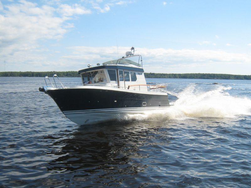 Targa Boats 1 T30 1 2